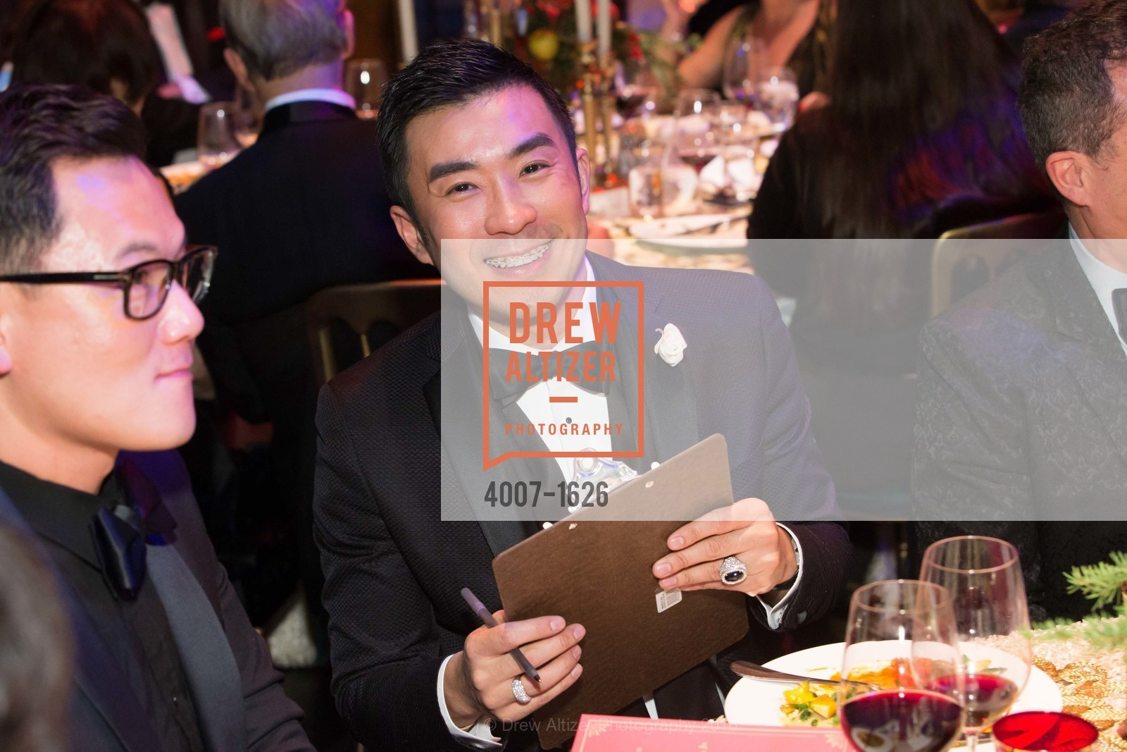 Kai Tan, SF Opera's An Evening on the Stage honoring Franklin P. (