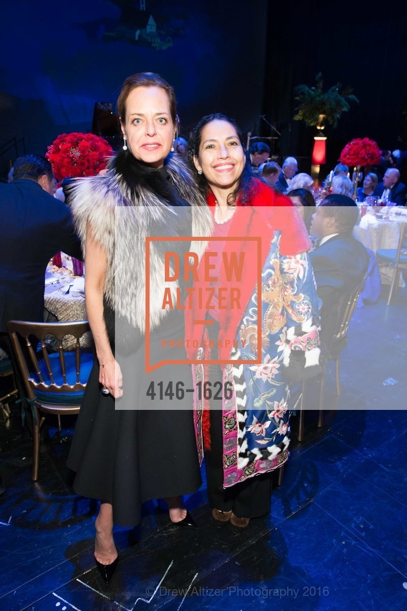 Charlot Malin, Maya Meux, SF Opera's An Evening on the Stage honoring Franklin P. (