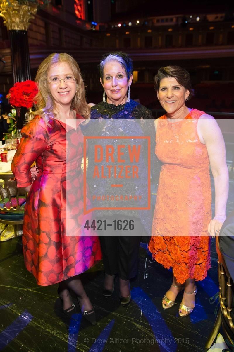 Carol Benz, Karen Kubin, Debbie Ershler, Photo #4421-1626