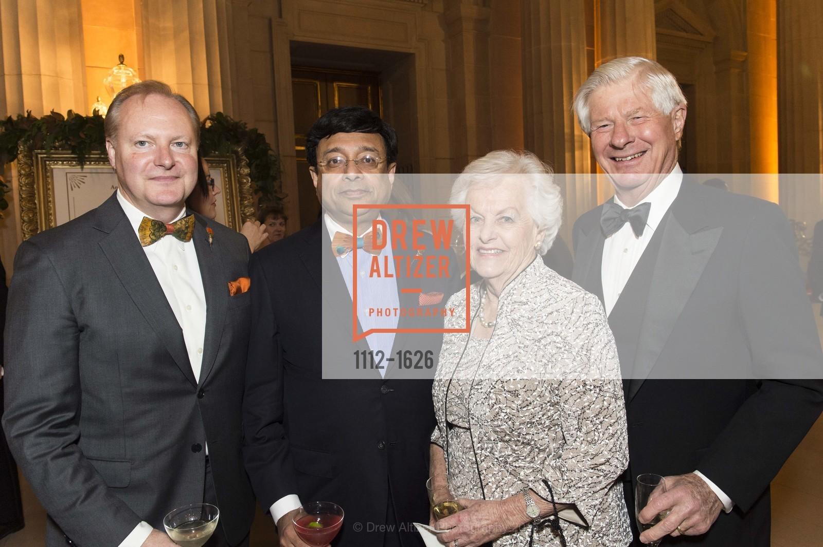 Brian James, Shariq Yosufzai, Peggy Nute, Boyce Nute, Photo #1112-1626