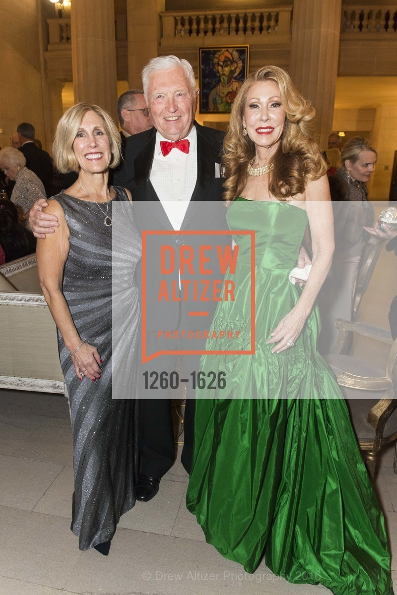 Kathy Huber, Pitch Johnson, Teresa Medearis, Photo #1260-1626