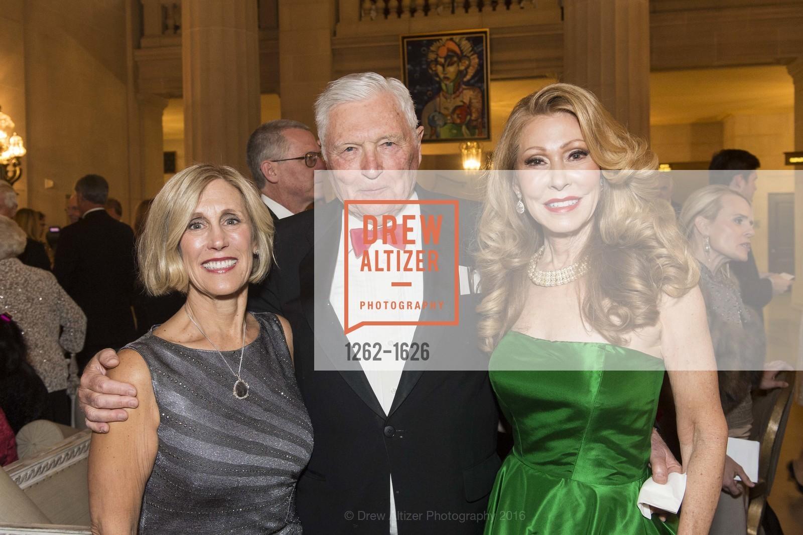 Kathy Huber, Pitch Johnson, Teresa Medearis, Photo #1262-1626