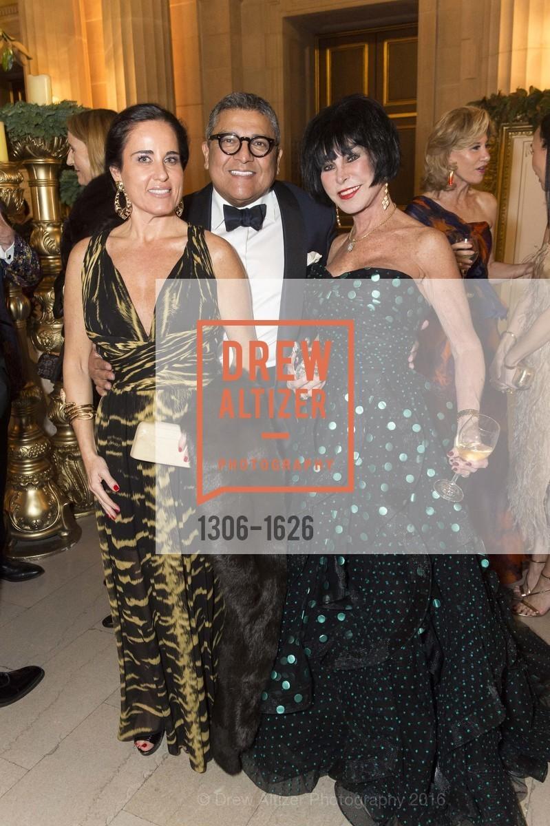 Natalia Urrutia, Riccardo Benavides, Marilyn Cabak, Photo #1306-1626