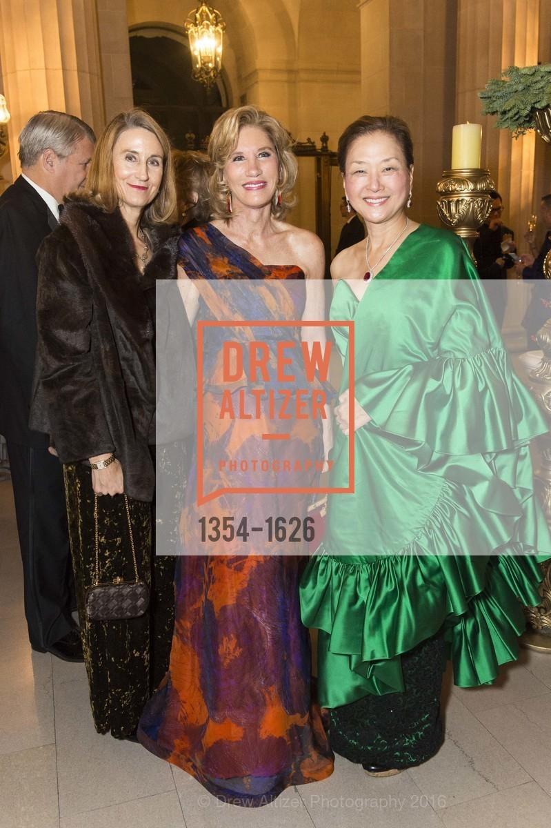 Cynthia Livermore, Mary Poland, Olivia Hsu Decker, Photo #1354-1626