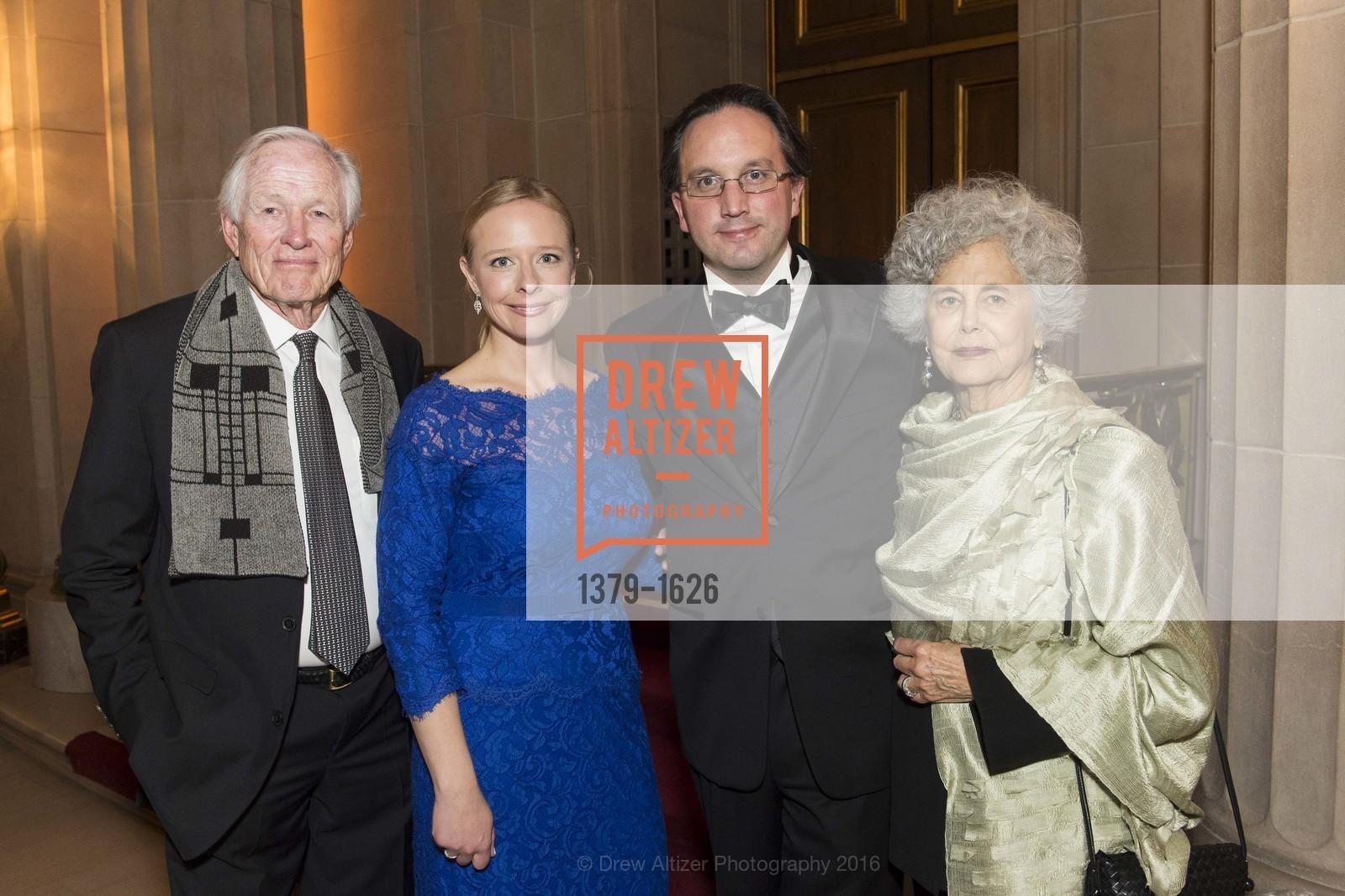Bob Ellis, Kate Shilvock, Matthew Shilvock, Jane Bernstein, Photo #1379-1626
