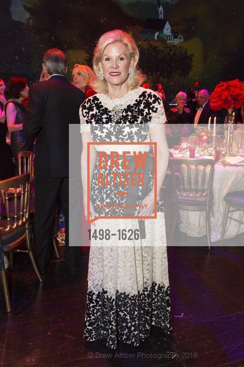 Dede Wilsey, SF Opera's An Evening on the Stage honoring Franklin P. (