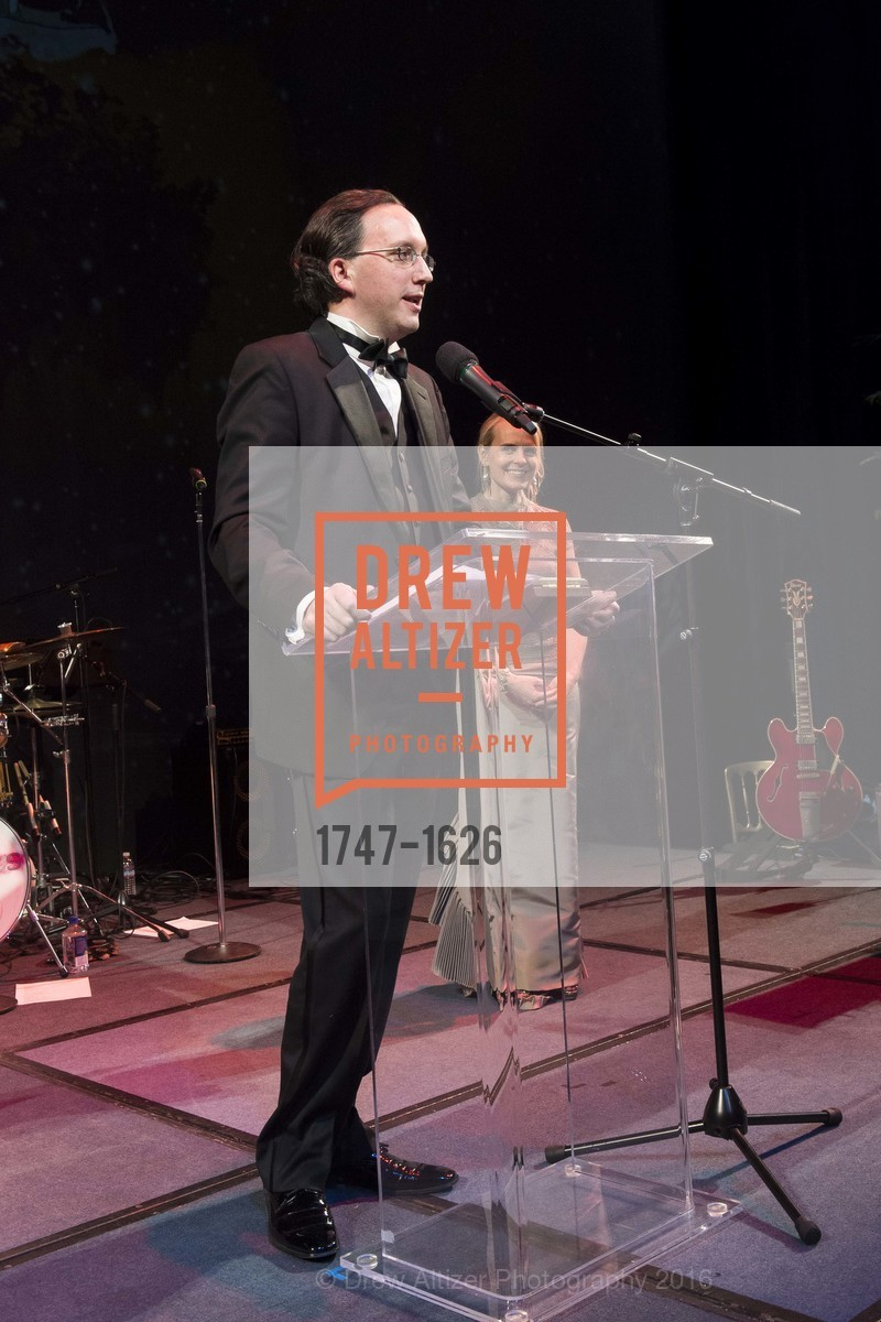 Matthew Shilvock, SF Opera's An Evening on the Stage honoring Franklin P. (