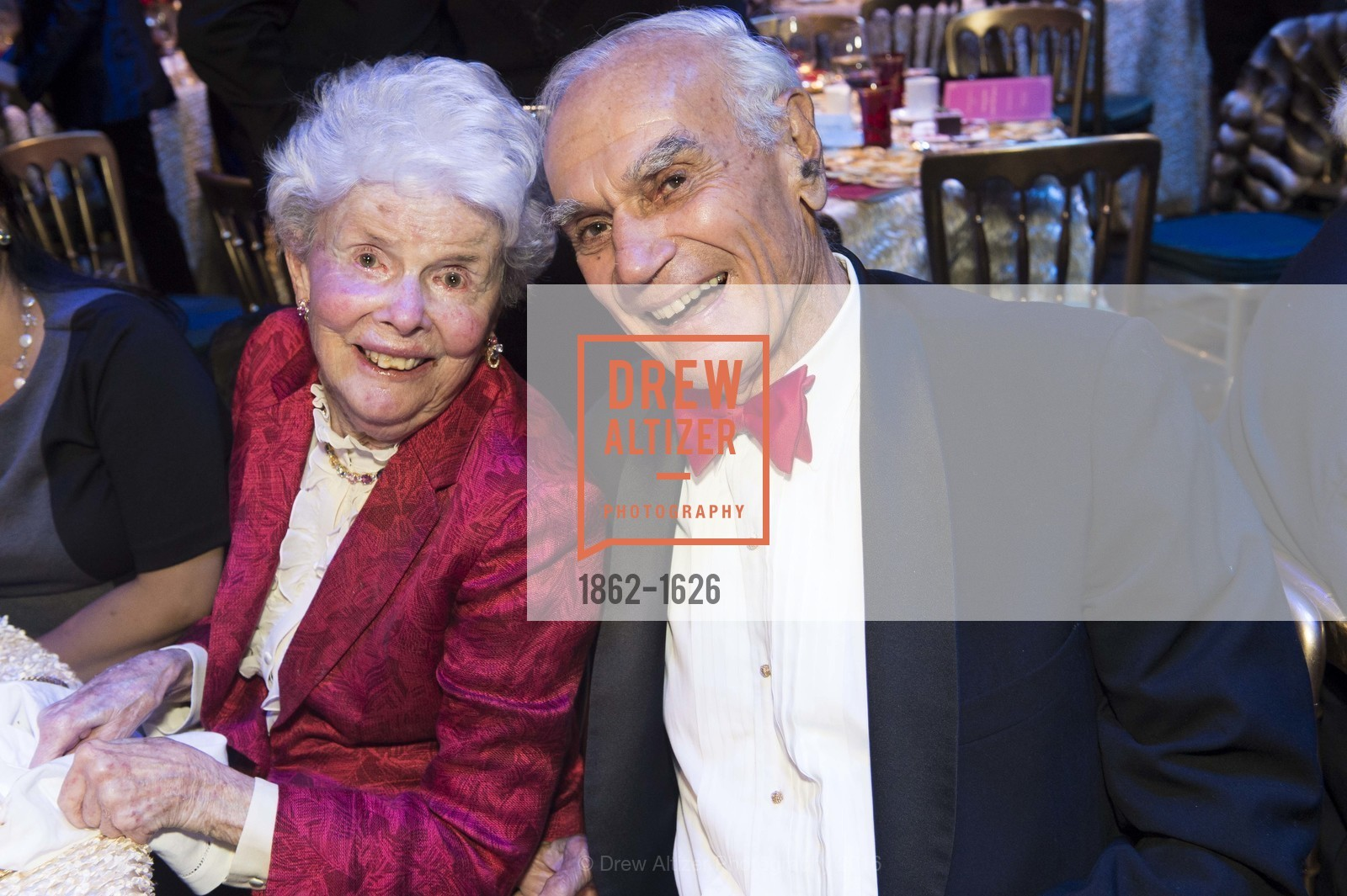 Phyllis Draper, Bill Draper, SF Opera's An Evening on the Stage honoring Franklin P. (