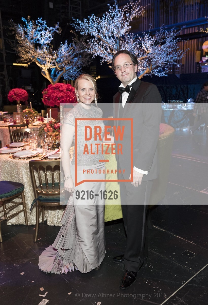 Jane Mudge, Matthew Shilvock, SF Opera's An Evening on the Stage honoring Franklin P. (