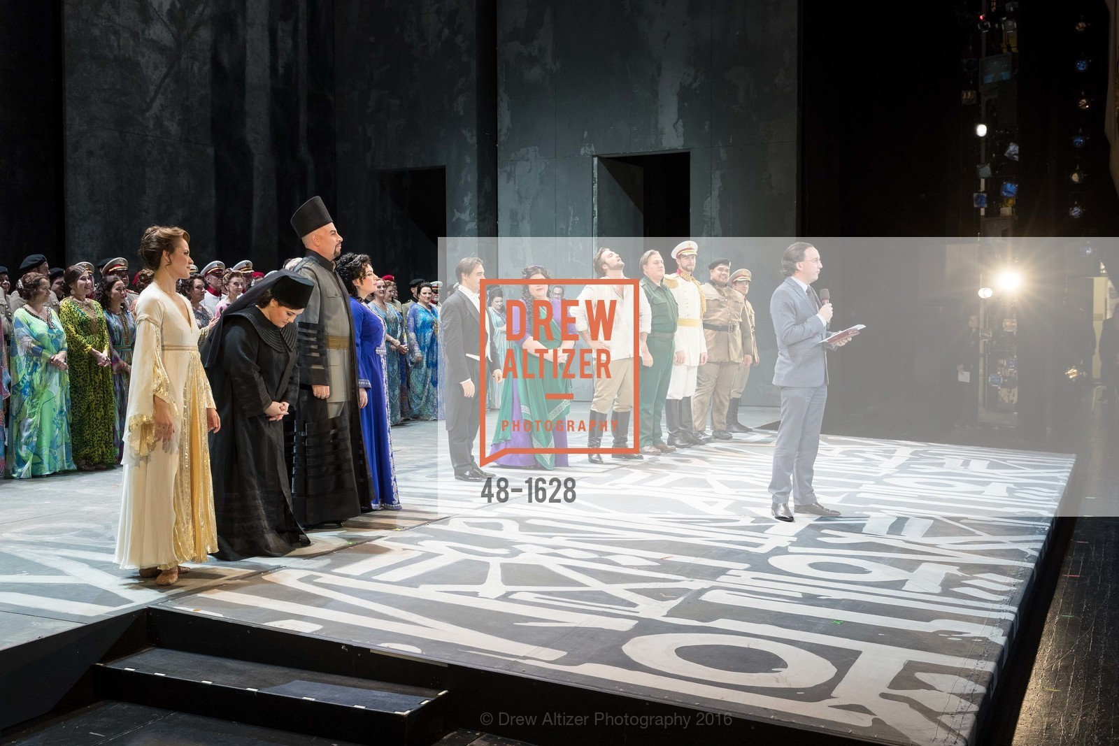 Performance, San Francisco Opera Medal presentation and Company party, December 6th, 2016, Photo