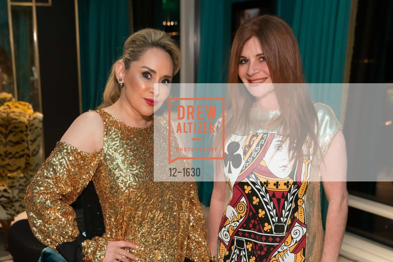 Brenda Zarate, Farah Makras, Major Obsessions Fashion Project Launch, The Harrison, Uncle Harry's. 401 Harrison St, December 7th, 2016