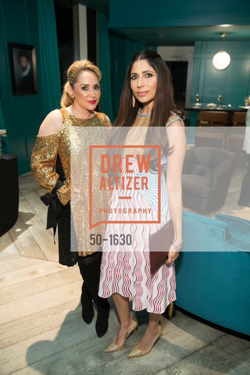 Brenda Zarate, Sobia Shaikh, Major Obsessions Fashion Project Launch, The Harrison, Uncle Harry's. 401 Harrison St, December 7th, 2016