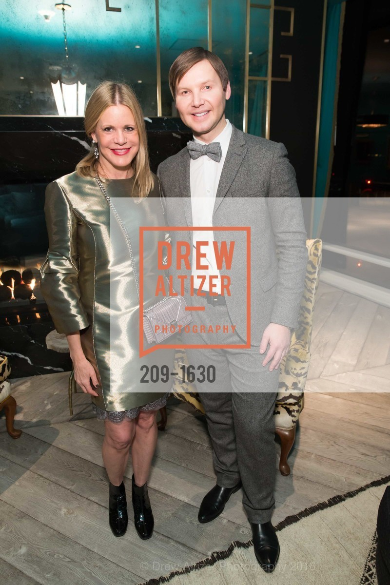 Mary Beth Shimmon, Ivan Bekichev, Major Obsessions Fashion Project Launch, The Harrison, Uncle Harry's. 401 Harrison St, December 7th, 2016