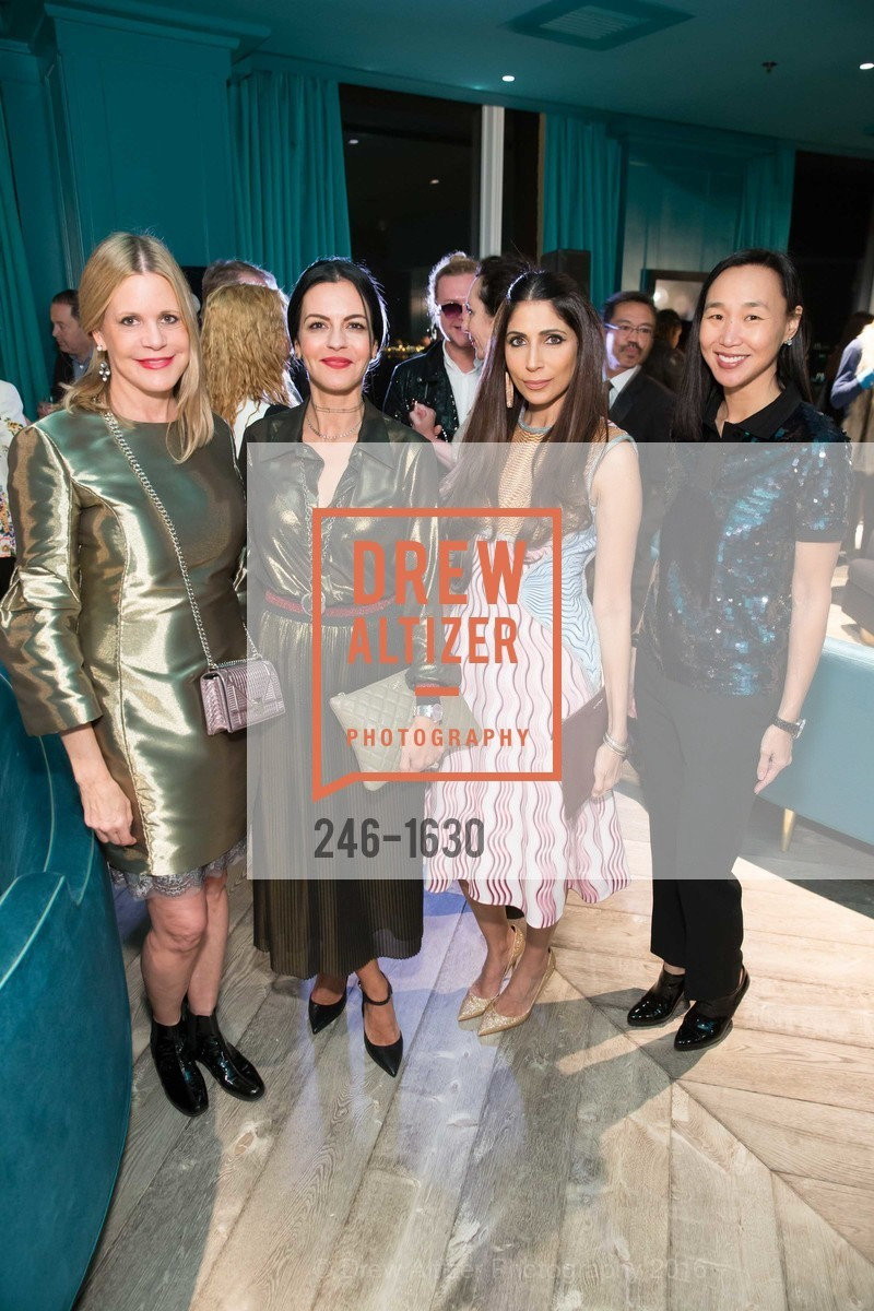 Mary Beth Shimmon, Dilara Saatci, Sobia Shaikh, Carolyn Chang, Major Obsessions Fashion Project Launch, The Harrison, Uncle Harry's. 401 Harrison St, December 7th, 2016