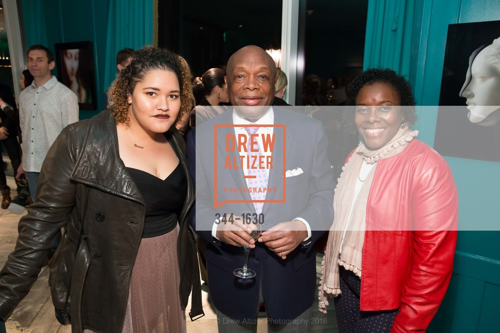 Fridell, Willie Brown, Susan Brown, Major Obsessions Fashion Project Launch, The Harrison, Uncle Harry's. 401 Harrison St, December 7th, 2016