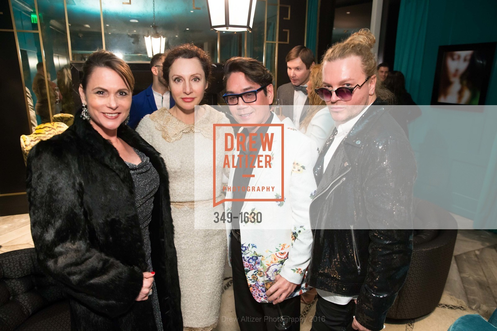 Teresa Rodriguez, Clara Shayevich, Lawrence Wong, Vasily Vein, Major Obsessions Fashion Project Launch, The Harrison, Uncle Harry's. 401 Harrison St, December 7th, 2016