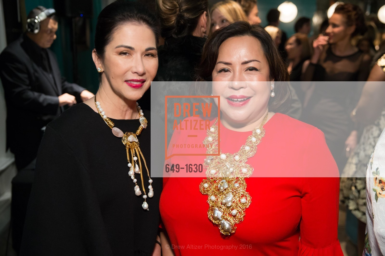 Barbara Lee, Mitzi Manzano, Major Obsessions Fashion Project Launch, The Harrison, Uncle Harry's. 401 Harrison St, December 7th, 2016