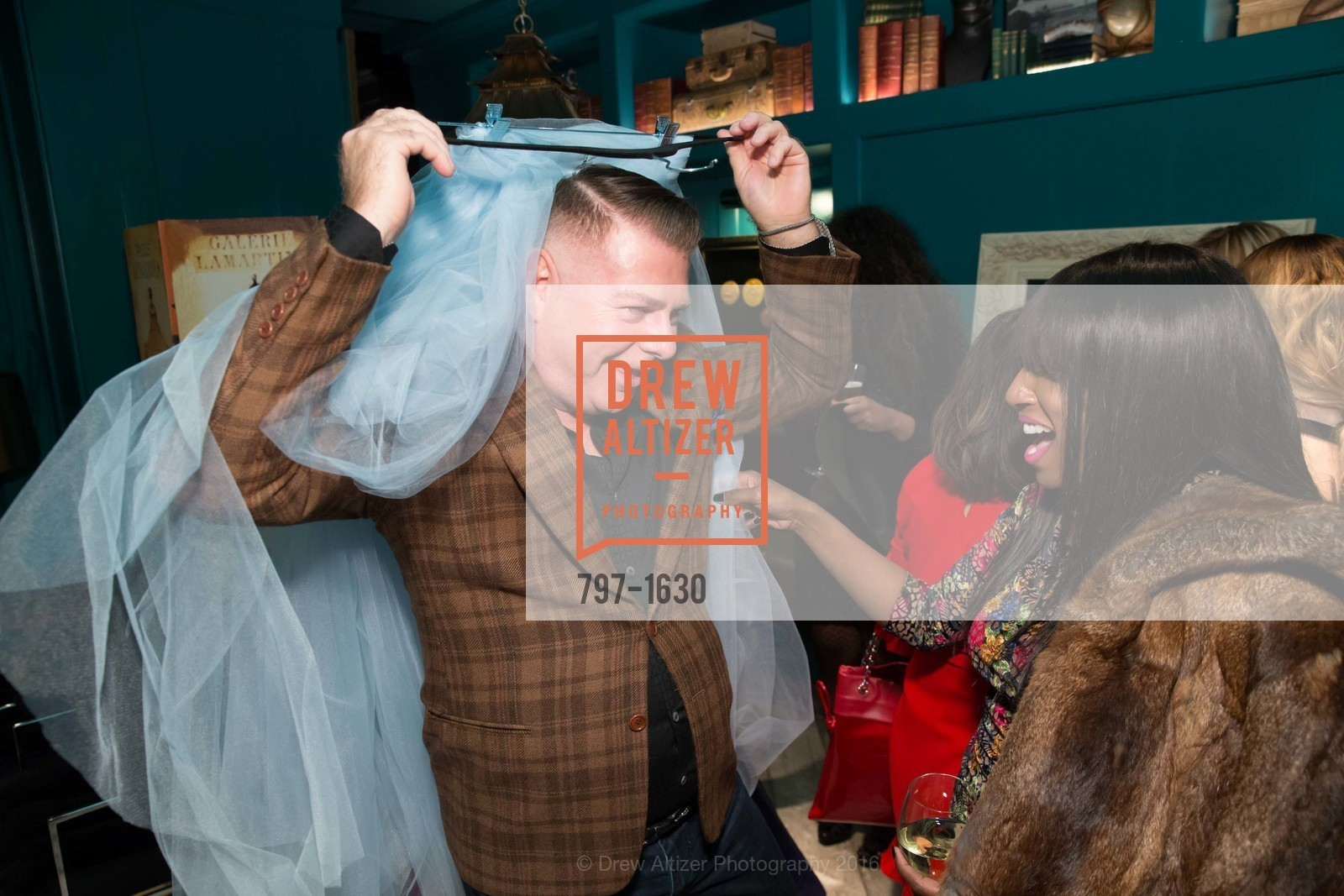Charles Baker, Major Obsessions Fashion Project Launch, The Harrison, Uncle Harry's. 401 Harrison St, December 7th, 2016