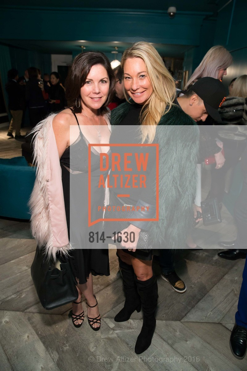 Dana Dowell, Tiffany Cummins, Major Obsessions Fashion Project Launch, The Harrison, Uncle Harry's. 401 Harrison St, December 7th, 2016