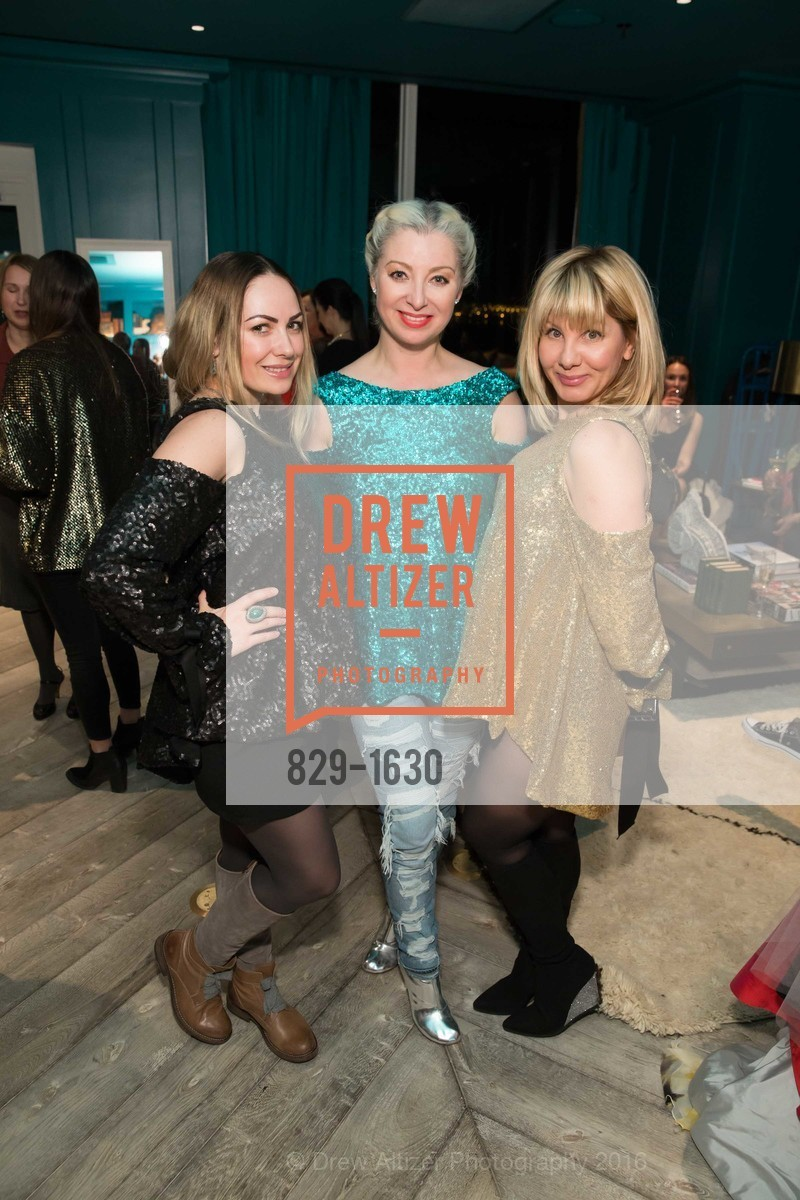 Anna Gemma, Sonya Molodetskaya, Svetlana Stevens, Major Obsessions Fashion Project Launch, The Harrison, Uncle Harry's. 401 Harrison St, December 7th, 2016