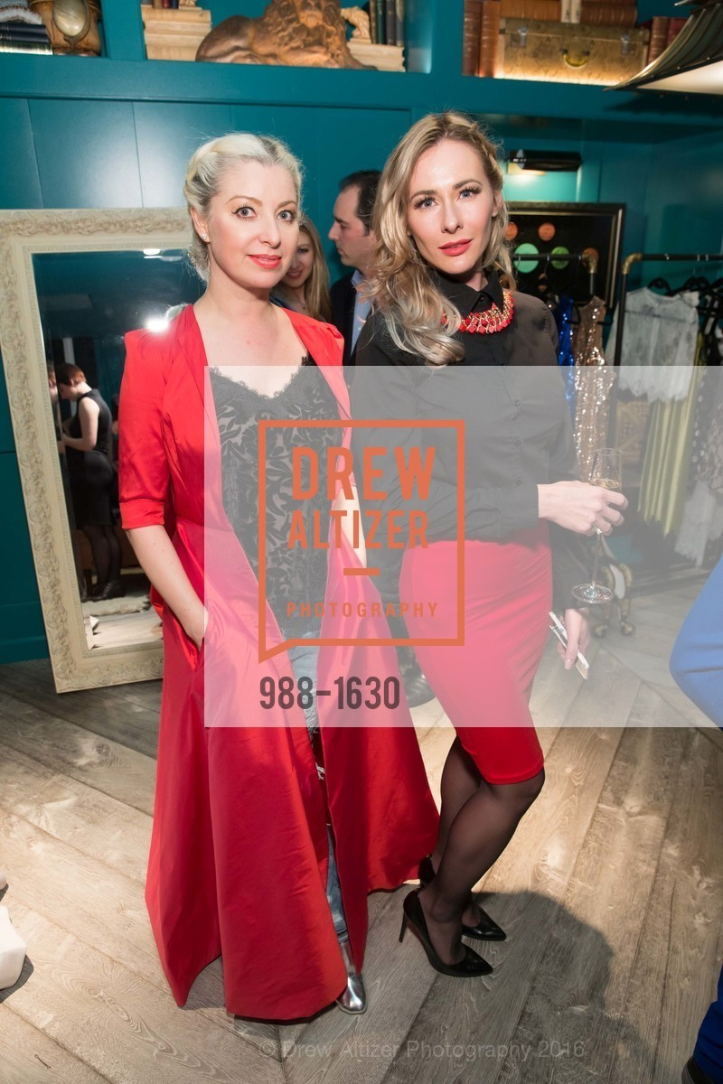 Sonya Molodetskaya, Major Obsessions Fashion Project Launch, The Harrison, Uncle Harry's. 401 Harrison St, December 7th, 2016