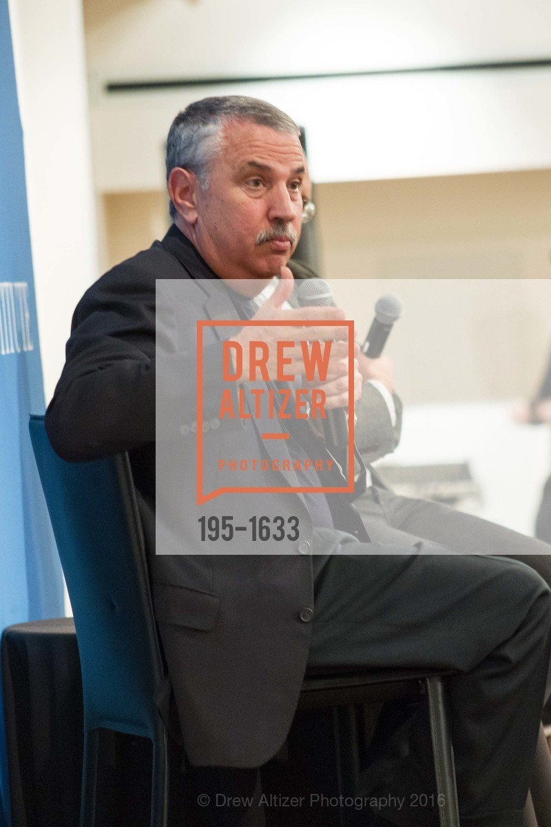 Extras, Aspen Institute'sMorris Lecture Series: Tom Friedman, December 7th, 2016, Photo