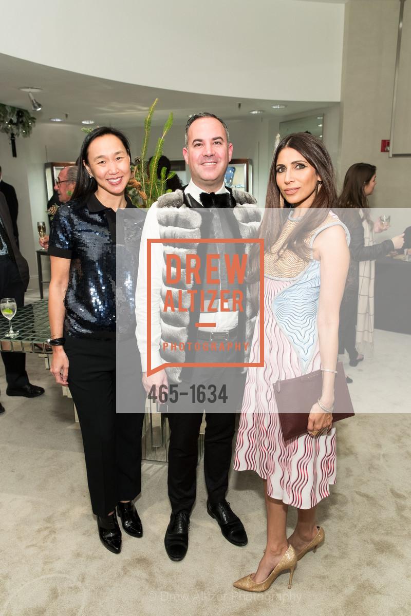 Carolyn Chang, Robert Arnold-Kraft, Sobia Shaikh, Photo #465-1634