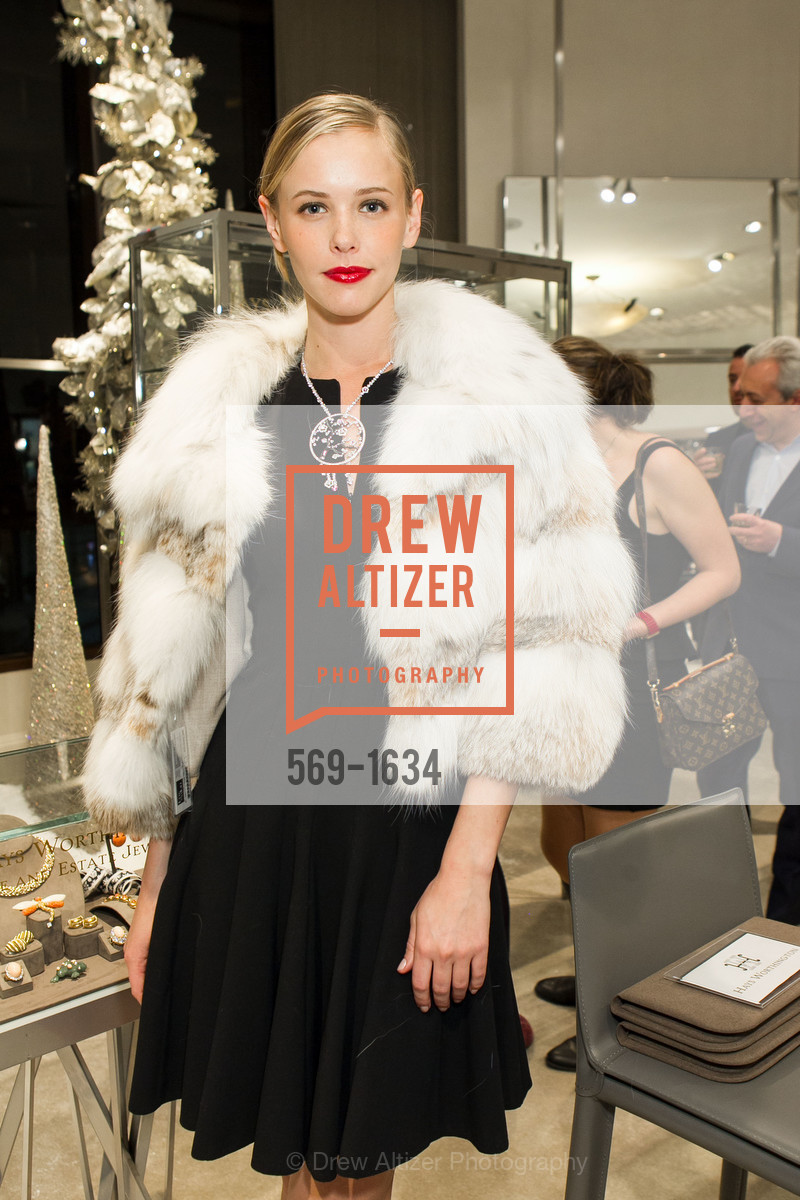 Molly Kucera, Saks Fifth Avenue Private Shopping Night, Saks Fifth Avenue. 384 Post St, December 7th, 2016