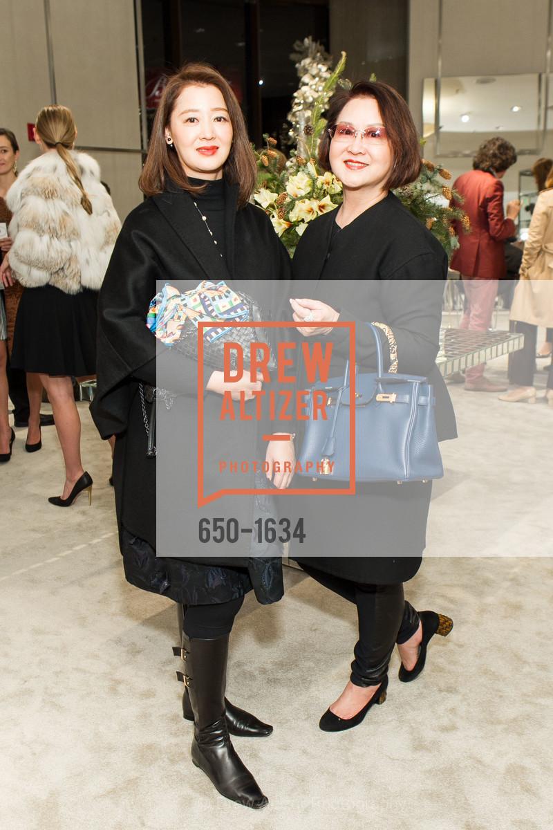 Tiffany Wang, Elaine Yang, Photo #650-1634