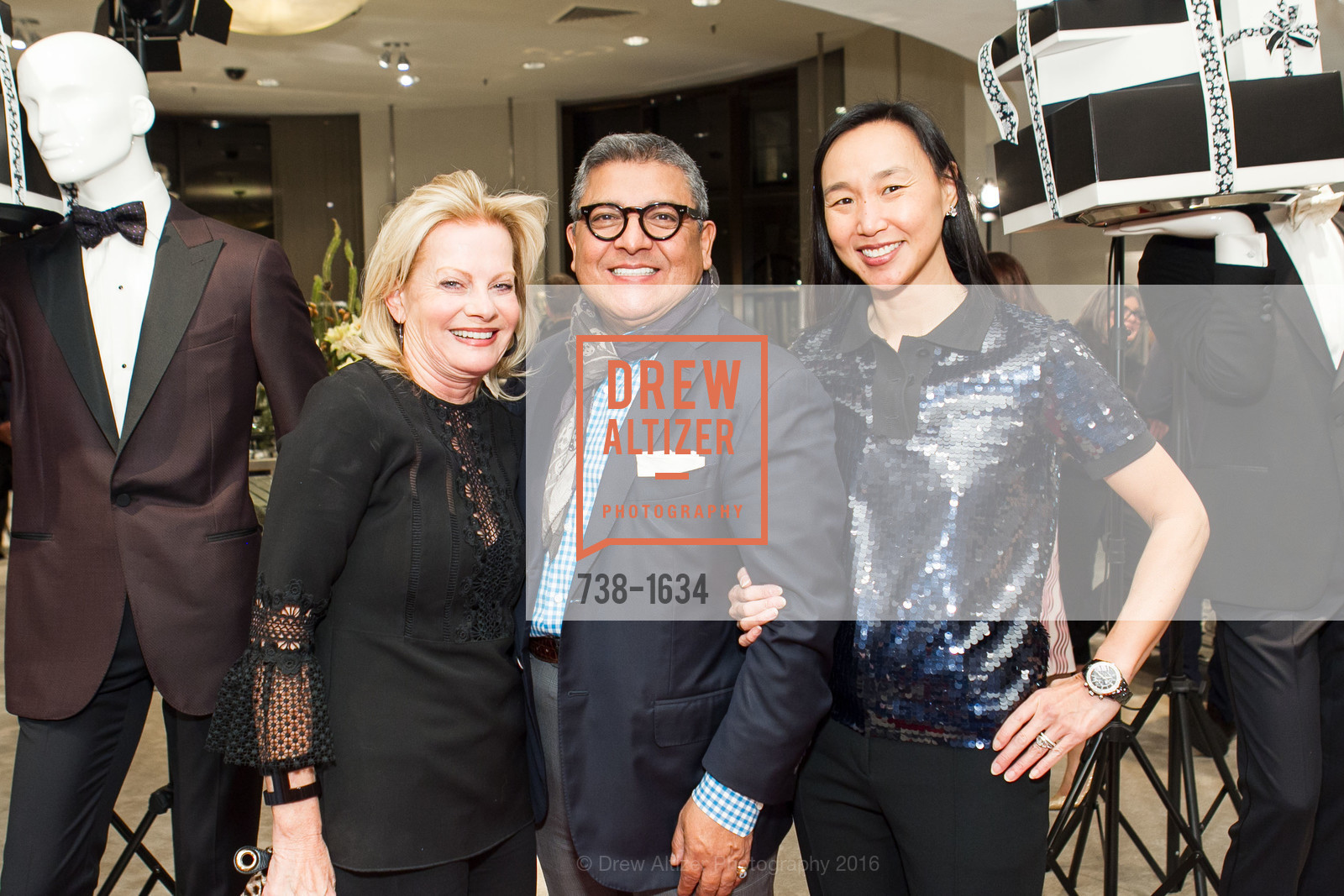 Alison Carlson, Riccardo Benavides, Carolyn Chang, Photo #738-1634