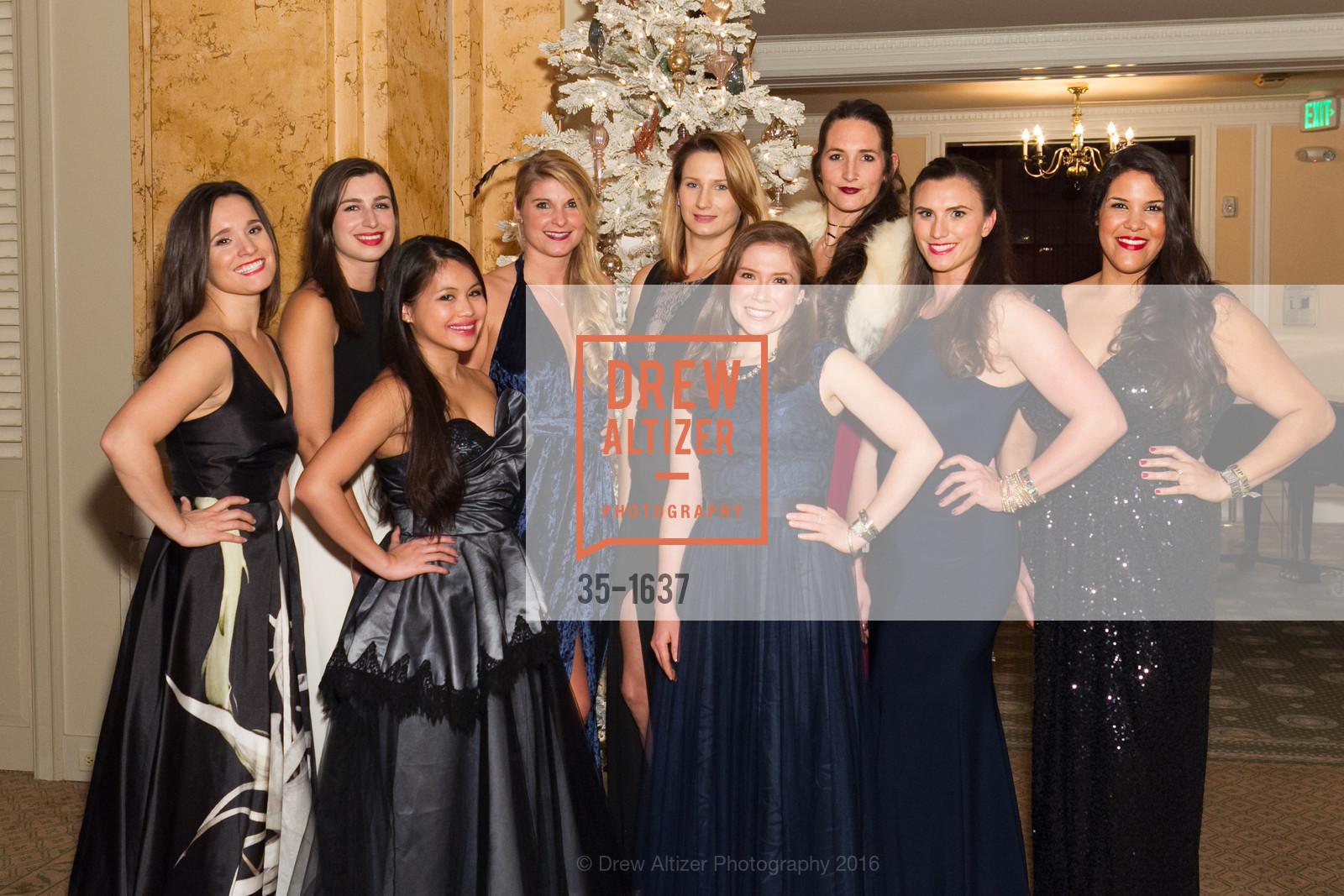 Libby Orrick, Julia Thompson, Melissa Floirendo, Lauren Gehring, Mara Giarratana Young, Danielle Schraner, Jaclyn Butler, Photo #35-1637