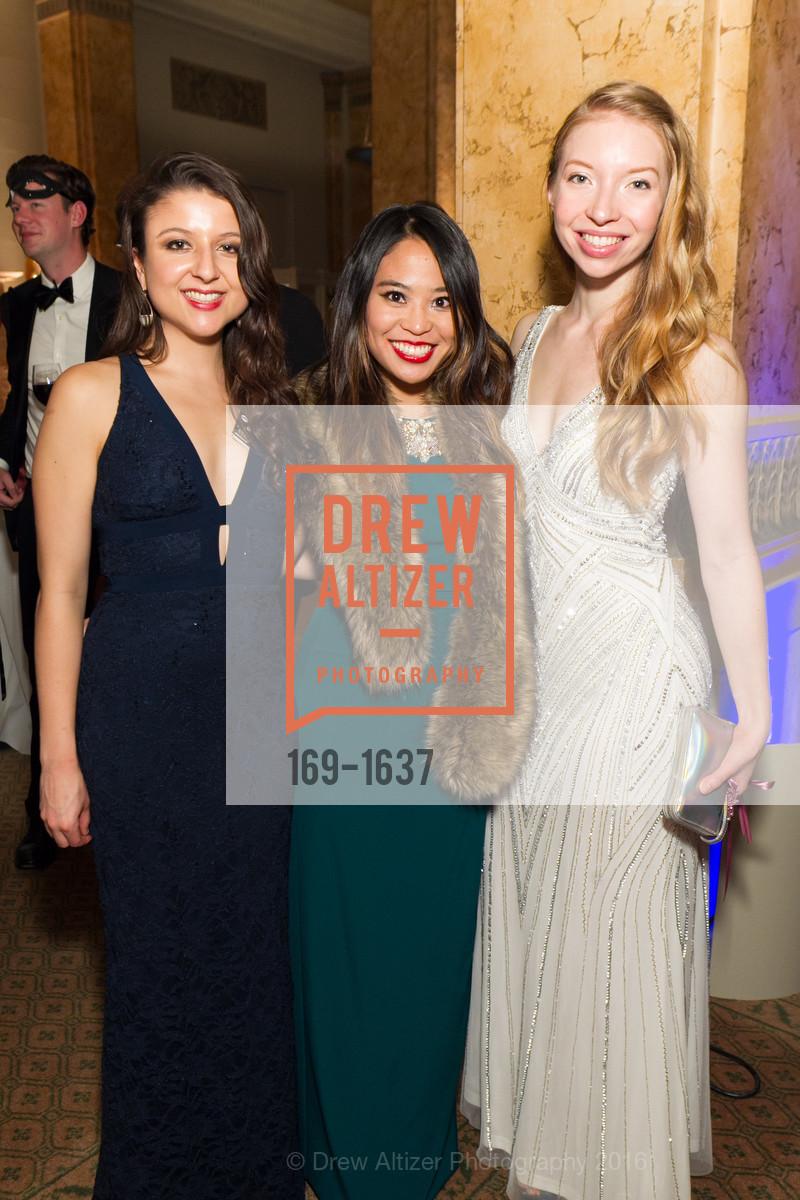 Marissa Corona, Rachel Tsao, Claire Callahan, Photo #169-1637