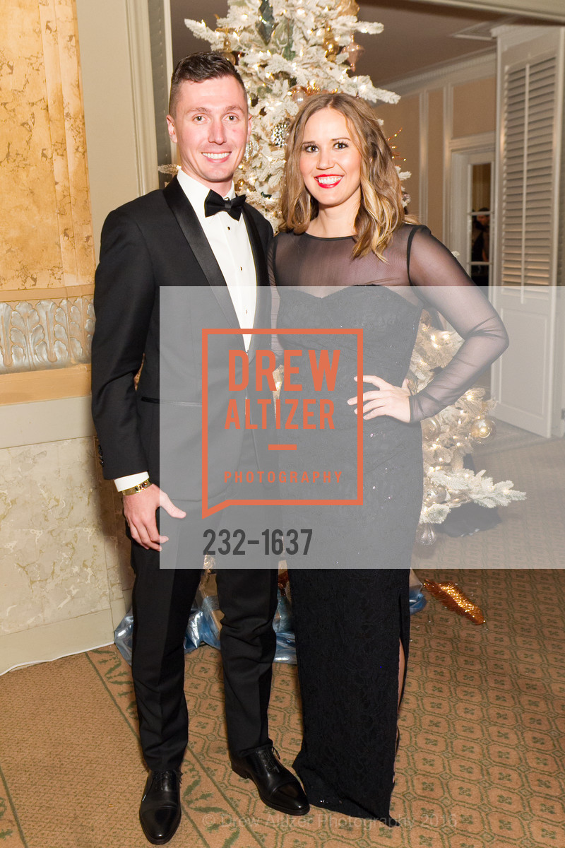 Parker Day, Vanessa Gregson, Spinsters Holiday event, Metropolitan Club. 640 Sutter St, San Francisco, CA 94102, December 10th, 2016