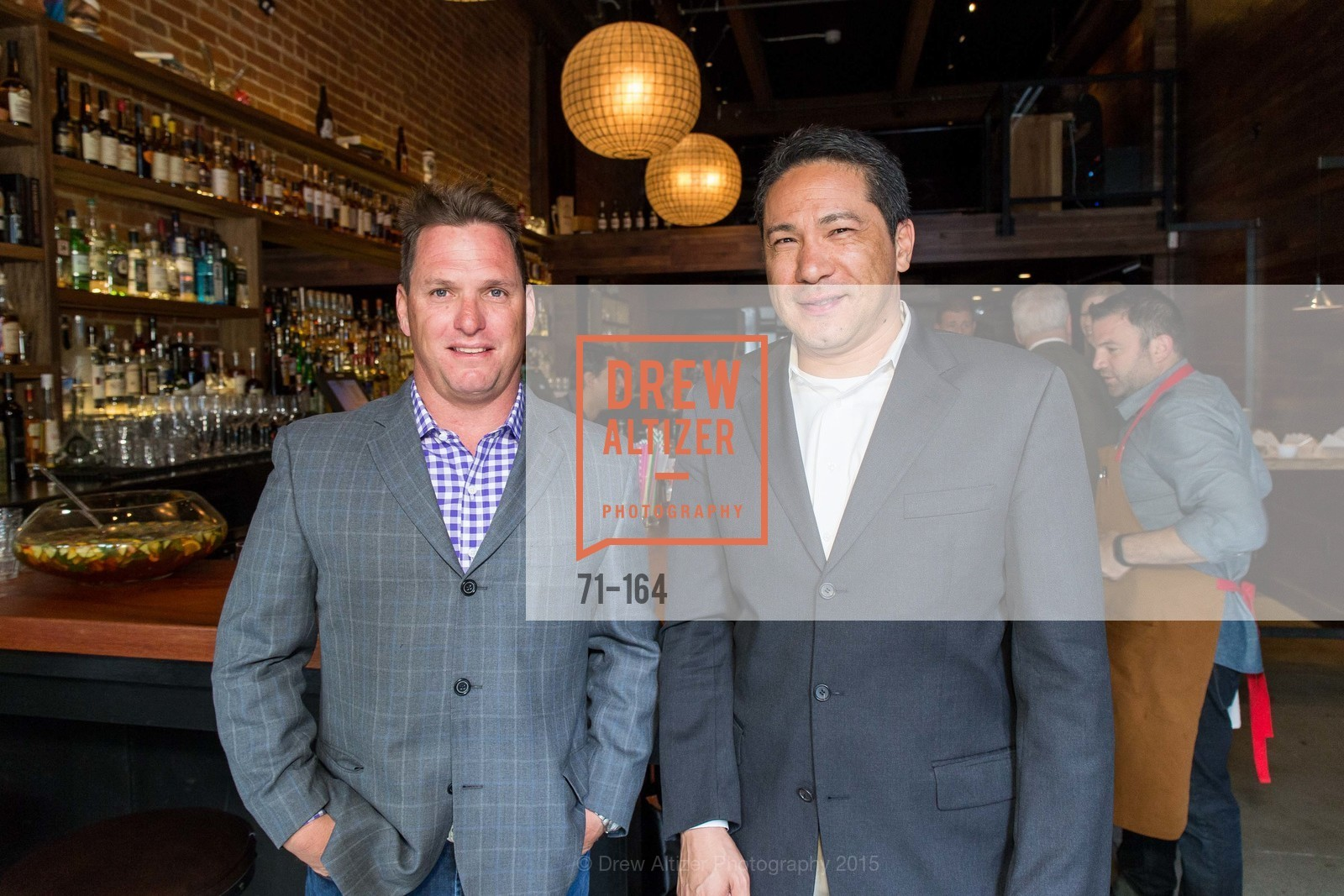 Curtis Tischler, Mark Chow, Forgery Bar Opening Celebration, Forgery Bar. 152 Mission St, June 14th, 2015,Drew Altizer, Drew Altizer Photography, full-service agency, private events, San Francisco photographer, photographer california