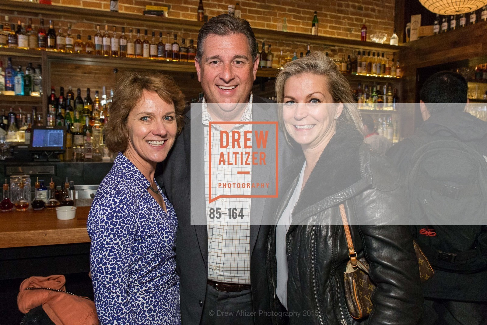 Lee Gregory, Steven Revetria, Laurie Sharp, Forgery Bar Opening Celebration, Forgery Bar. 152 Mission St, June 14th, 2015,Drew Altizer, Drew Altizer Photography, full-service agency, private events, San Francisco photographer, photographer california