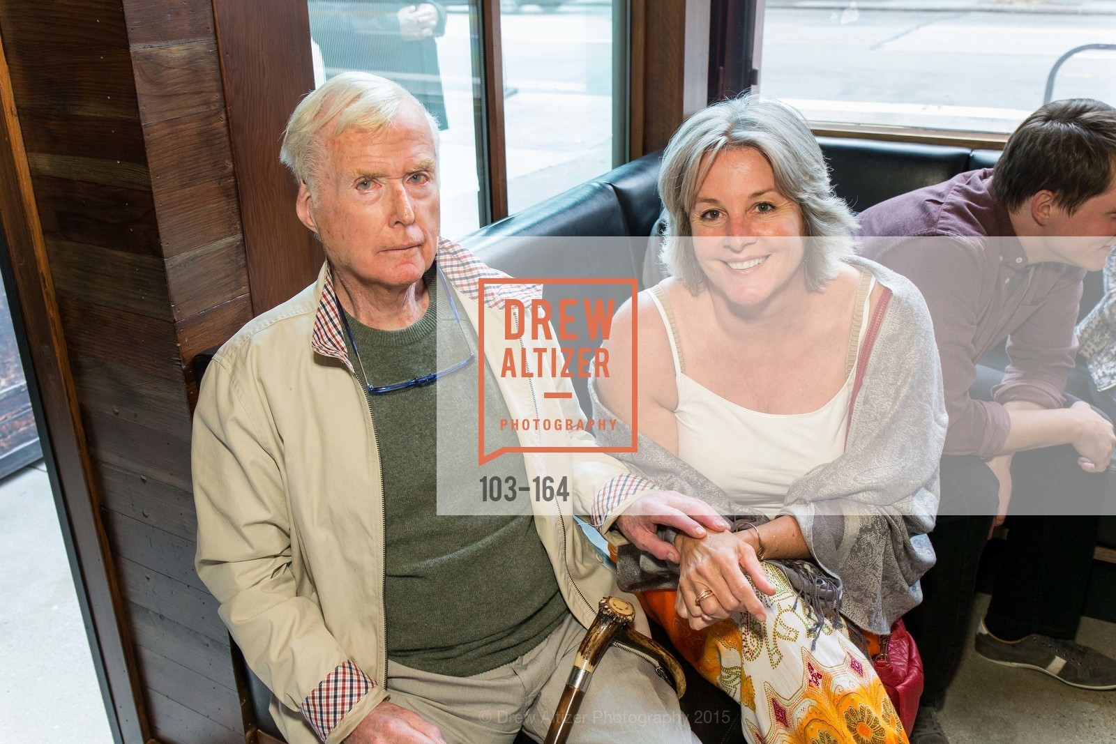 Bill Newsom, Marcella Sandrini, Forgery Bar Opening Celebration, Forgery Bar. 152 Mission St, June 14th, 2015,Drew Altizer, Drew Altizer Photography, full-service agency, private events, San Francisco photographer, photographer california