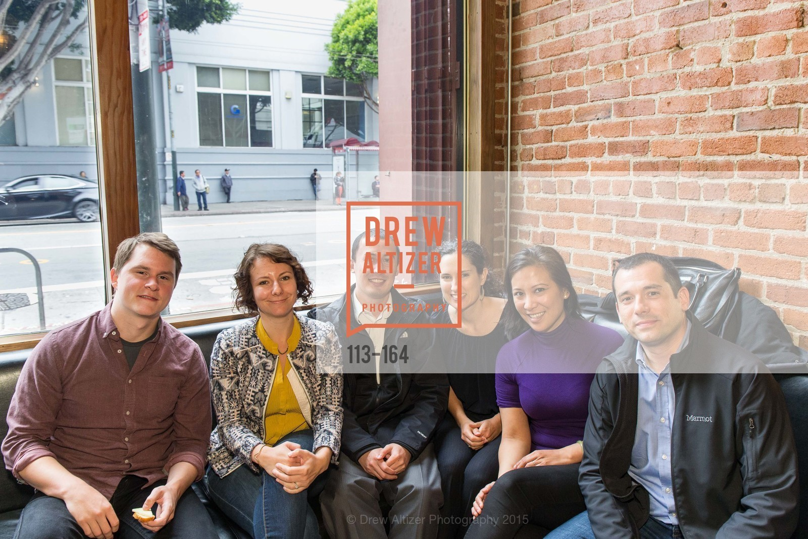 Gary Hammell, Jillian Garcia Weisberg, Drew Parker, Susan Wright, Tracy Cheng, Assentchor Badjiev, Forgery Bar Opening Celebration, Forgery Bar. 152 Mission St, June 14th, 2015,Drew Altizer, Drew Altizer Photography, full-service event agency, private events, San Francisco photographer, photographer California