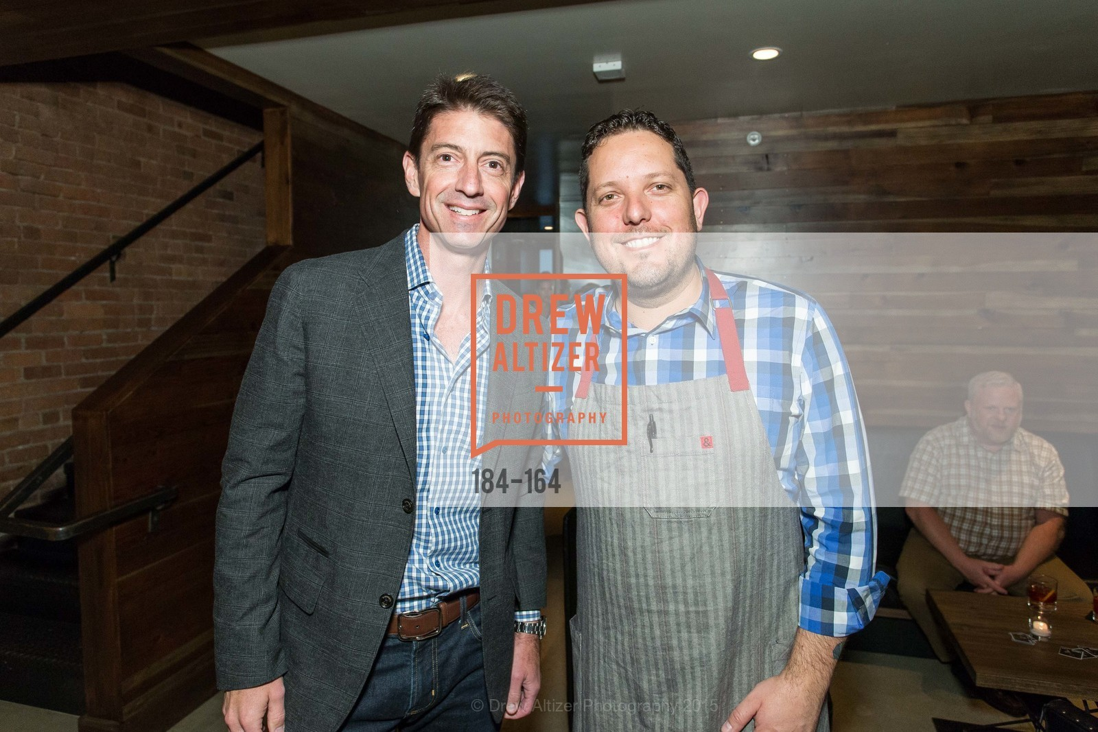 Kit Codik, Jacques Bezuidenhout, Forgery Bar Opening Celebration, Forgery Bar. 152 Mission St, June 14th, 2015,Drew Altizer, Drew Altizer Photography, full-service event agency, private events, San Francisco photographer, photographer California