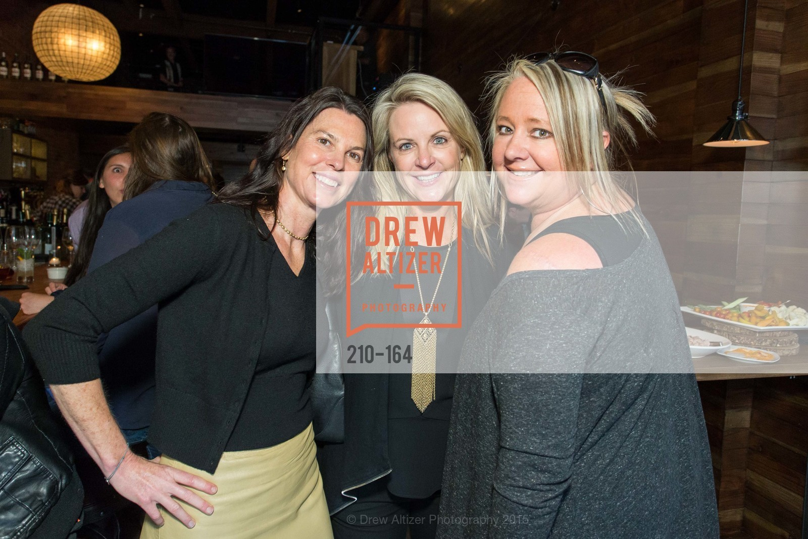 Hilary Newsom, Lori Puccinelli Stern, Forgery Bar Opening Celebration, Forgery Bar. 152 Mission St, June 14th, 2015,Drew Altizer, Drew Altizer Photography, full-service agency, private events, San Francisco photographer, photographer california
