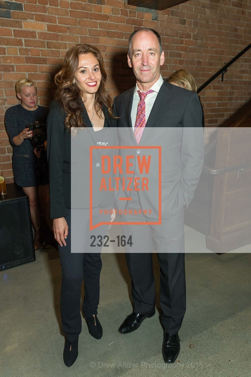 Monica Airo, John Kirkpatrick, Forgery Bar Opening Celebration, Forgery Bar. 152 Mission St, June 14th, 2015,Drew Altizer, Drew Altizer Photography, full-service agency, private events, San Francisco photographer, photographer california