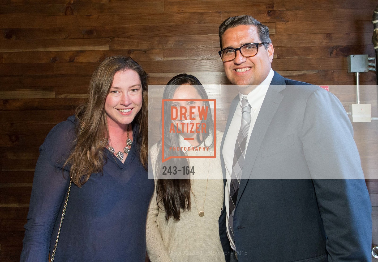 Amanda Pouchot, Melissa Cunningham, Peter Stern, Forgery Bar Opening Celebration, Forgery Bar. 152 Mission St, June 14th, 2015,Drew Altizer, Drew Altizer Photography, full-service agency, private events, San Francisco photographer, photographer california