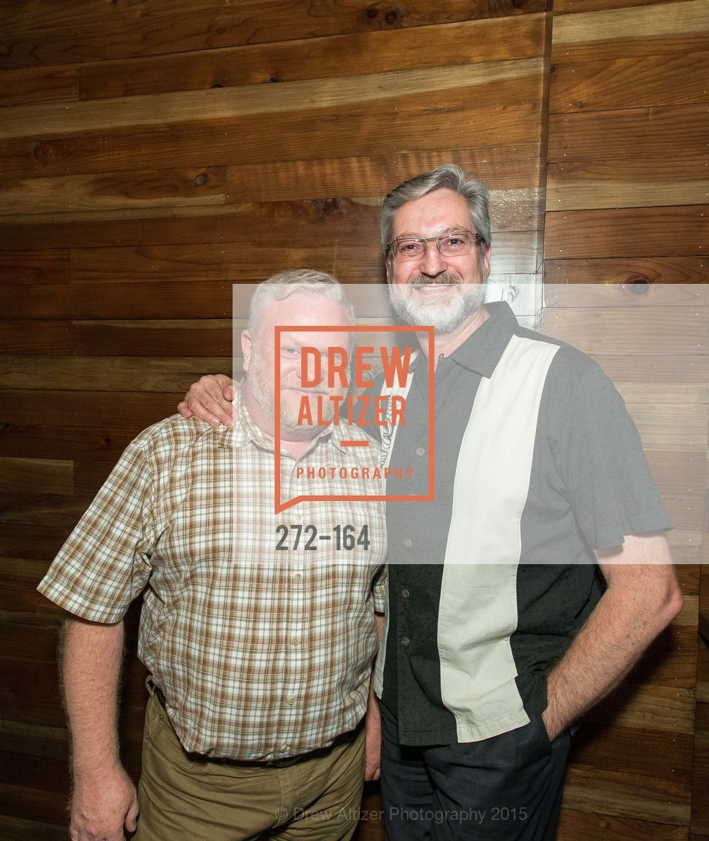 Ron Norris, Jason Douglass, Forgery Bar Opening Celebration, Forgery Bar. 152 Mission St, June 14th, 2015,Drew Altizer, Drew Altizer Photography, full-service agency, private events, San Francisco photographer, photographer california