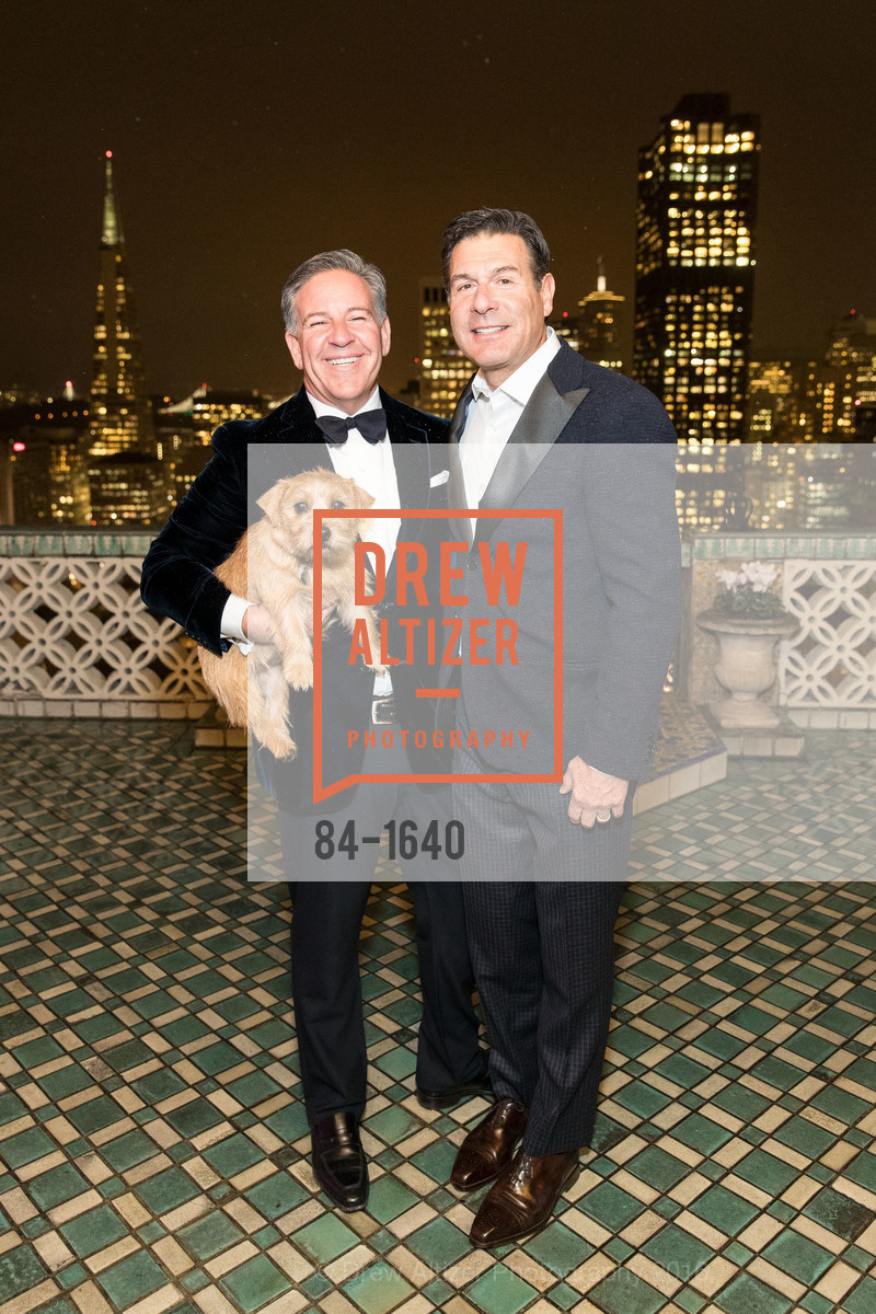 Gregg Lynn, Glenn Risso, Gregg Lynn and Glenn Risso's Engagement Party, Farimont Hotel, Penthouse. San Francisco, California, December 7th, 2016