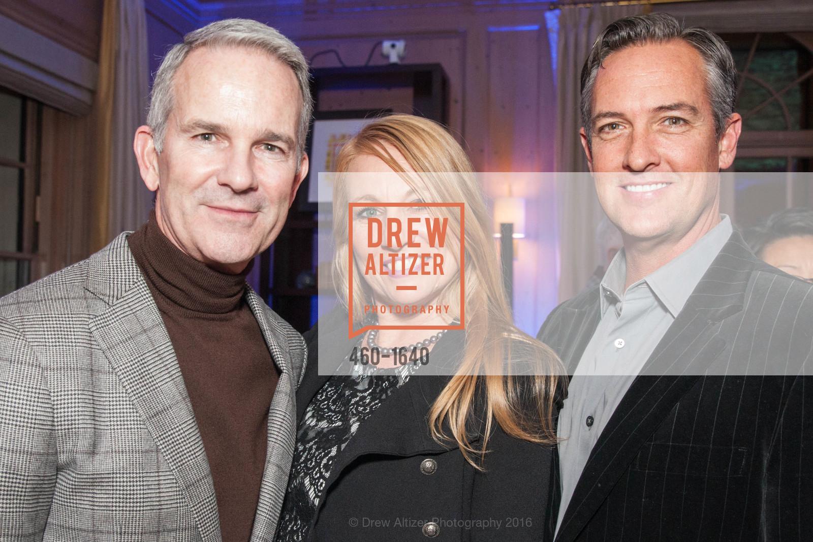 Jeffrey Gibson, Emma Schultz, Shen Schultz, Gregg Lynn and Glenn Risso's Engagement Party, Farimont Hotel, Penthouse. San Francisco, California, December 7th, 2016