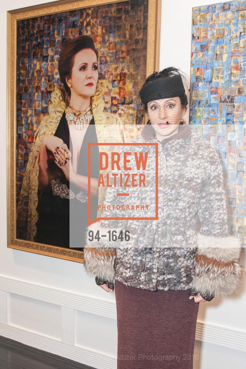Clara Shayevich, Adeeni Design Galerie Opening, Adeeni Design Group. 664 Post Street, December 8th, 2016