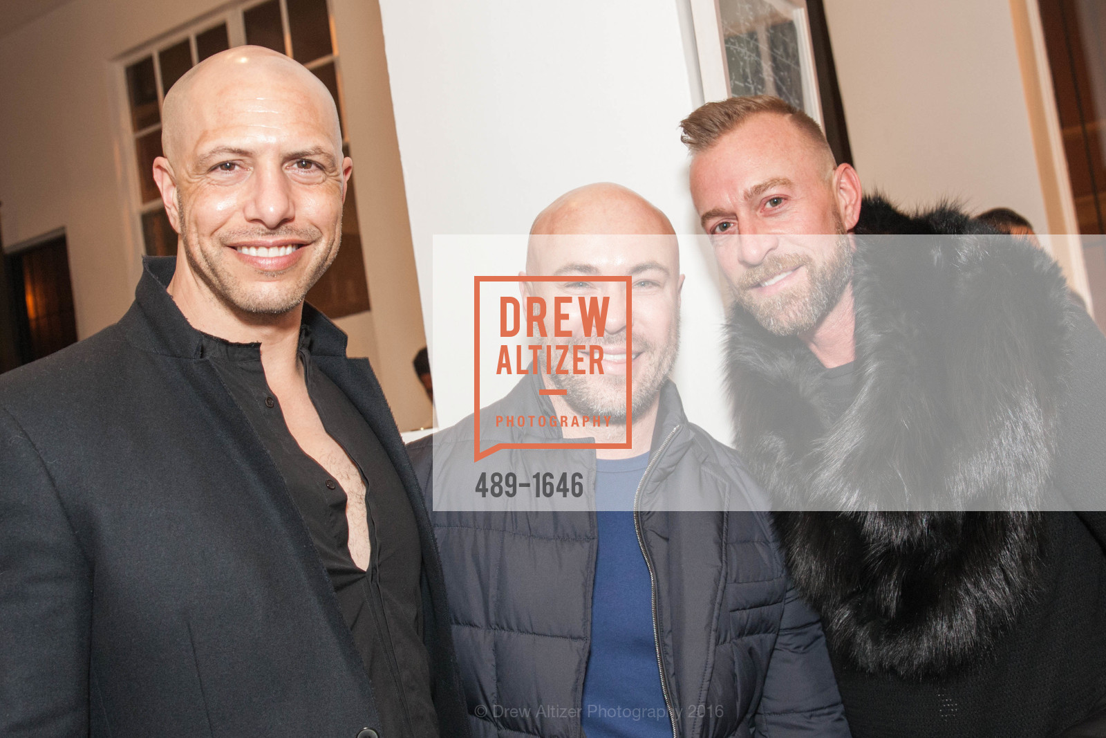 Jay Geise, Darin Geise, Michael Purdy, Photo #489-1646