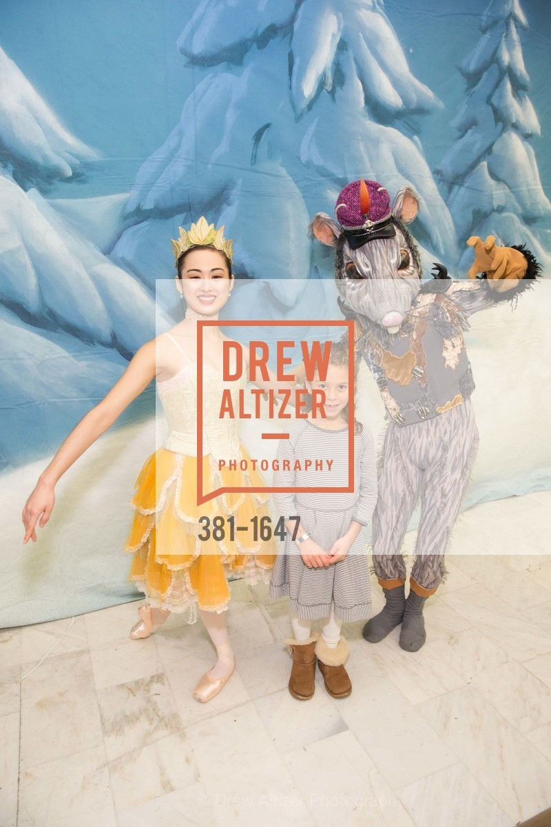 Photo Booth, SF Ballet's Nutcracker Luncheon, December 11th, 2016, Photo