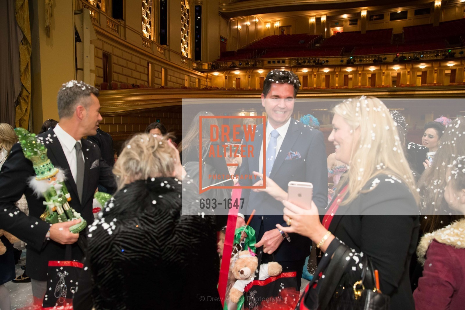 Atmosphere, SF Ballet's Nutcracker Luncheon, City Hall & War Memorial Opera House. 301 Van Ness Ave, San Francisco, CA 94109, December 11th, 2016