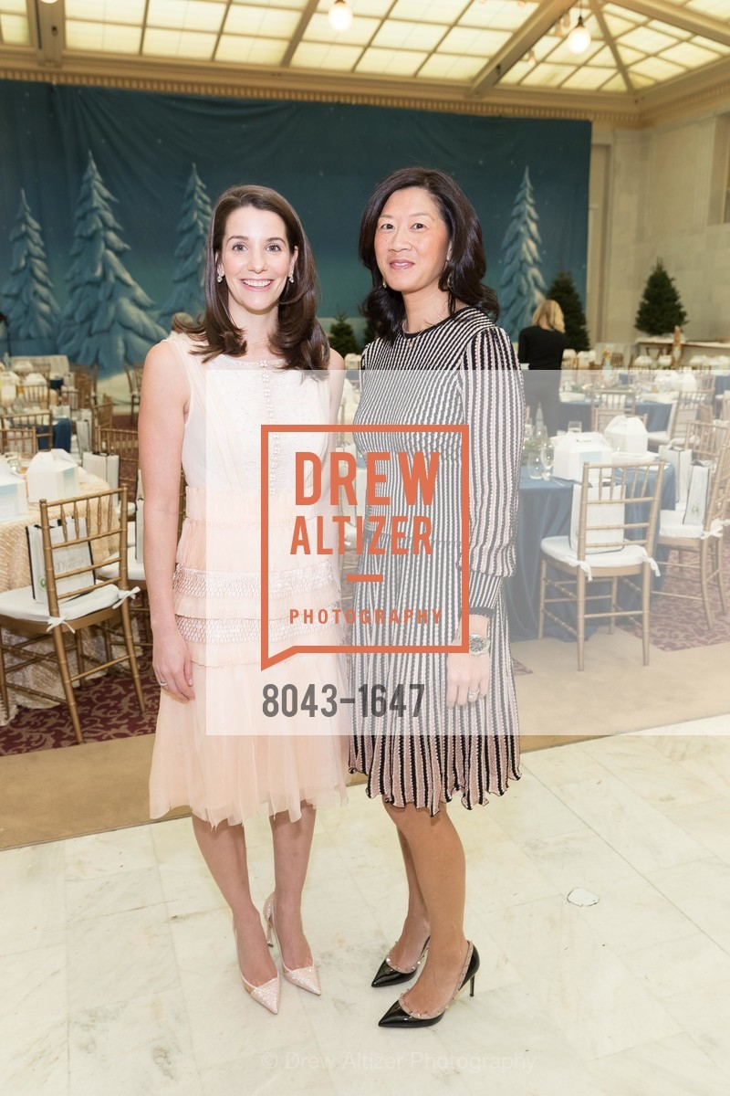 Kelsey Lamond, Christina Leong Connors, SF Ballet's Nutcracker Luncheon, City Hall & War Memorial Opera House. 301 Van Ness Ave, San Francisco, CA 94109, December 11th, 2016