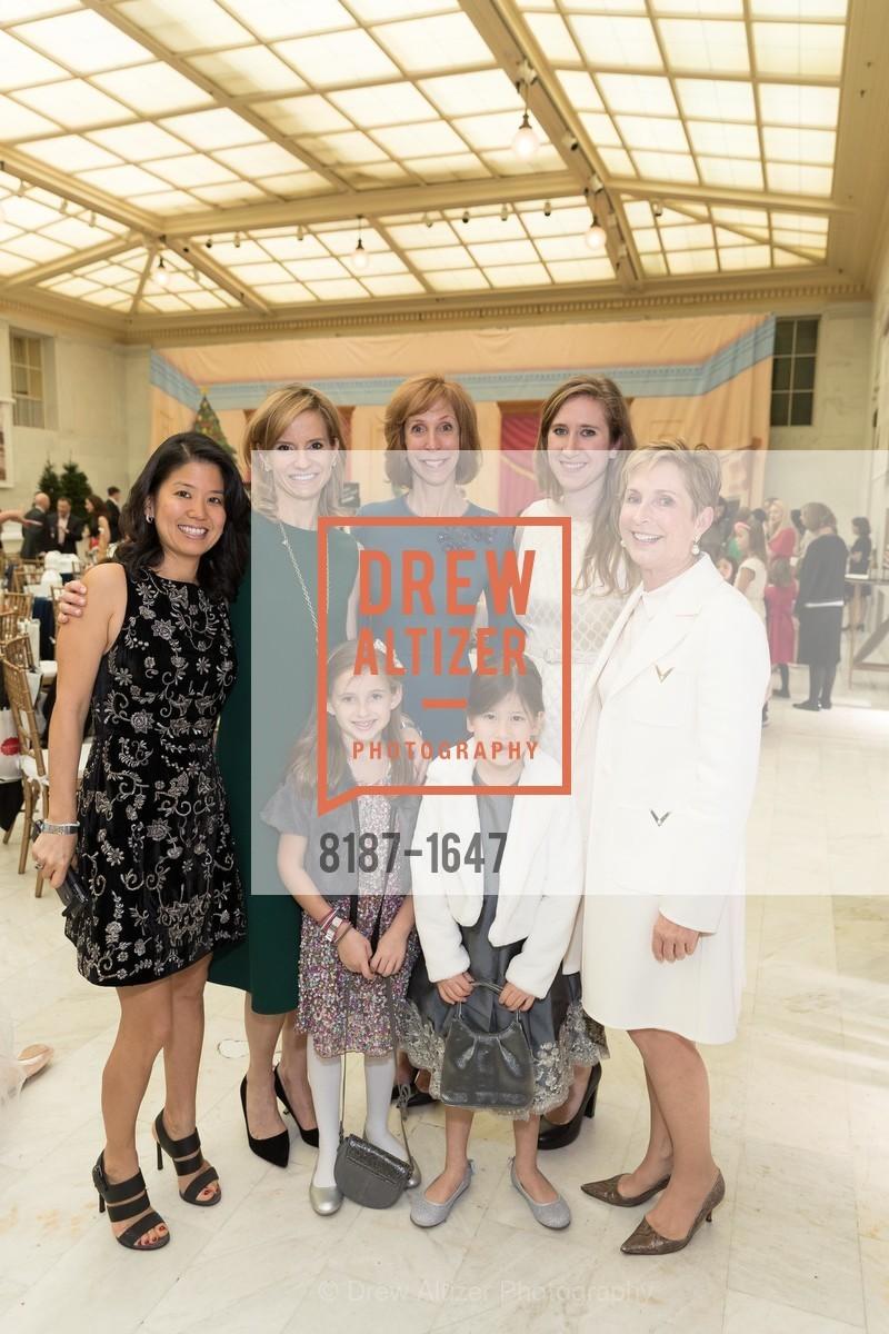 Tomoko Fortune, Anne-Marie Peterson, Caroline Peterson, Aiko Fortune, Nancy Kukacka, Katherine Wernick, Caroline Daniels, Photo #8187-1647